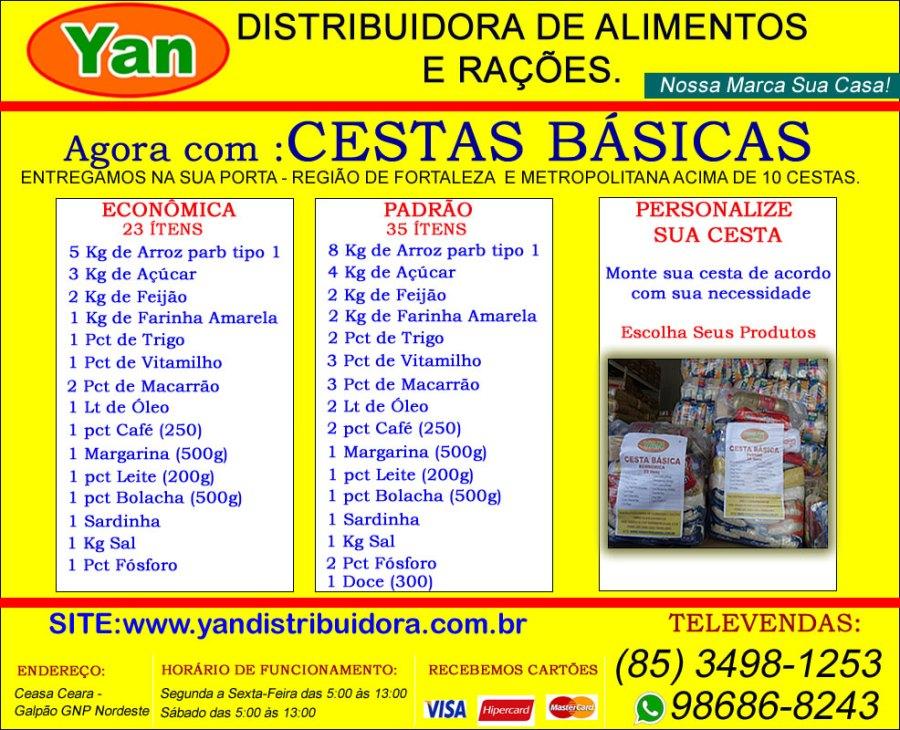 Banner Cesta Básica